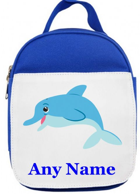 Dolphin Lunch Bag